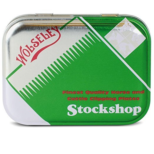 Wolseley Clipper Blade Tin