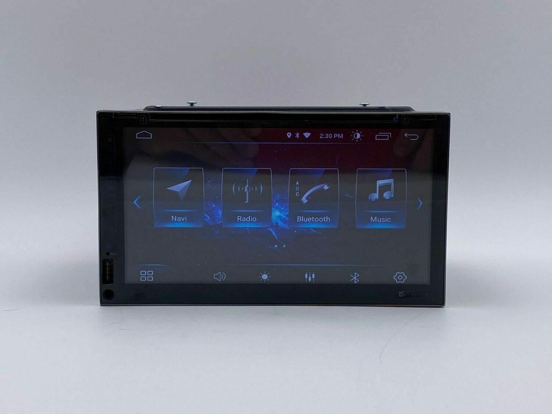 AUTORADIO DOPPIO DIN ANDROID MODELLO 100 CD/DVD GPS ANDROID