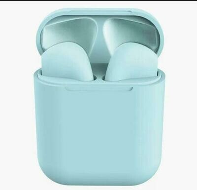 AURICOLARI Bluetooth 5.0 COLORATI i12 Mini Touch