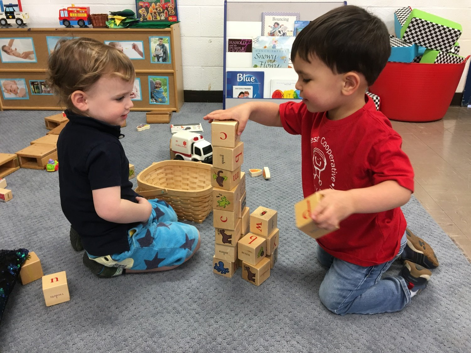 Twos TuTh Tuition Due June 1 ($925)