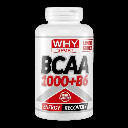 BCAA 1000 + B6 200 CPR