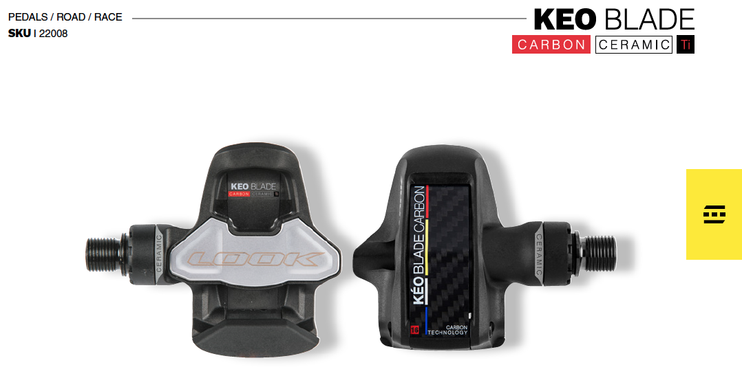 KEO Blade Carbon Ceramic