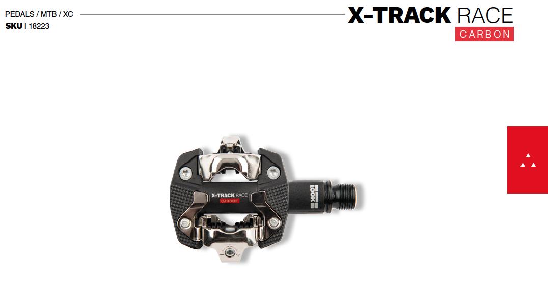 X-TRACK RACE Carbon