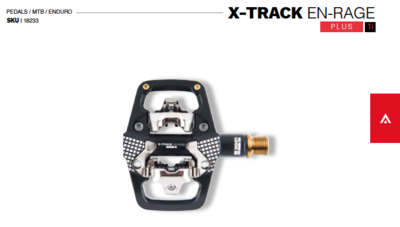 X-TRACK En-Rage