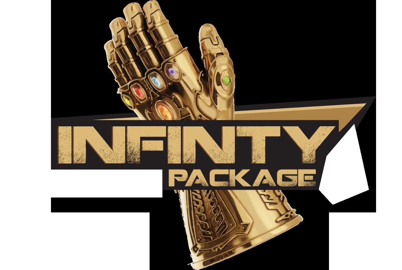 Infinity Gauntlet Package  (36 seeds All Half Packs!) (ALL ZTONES PACKS INCLUDED!)