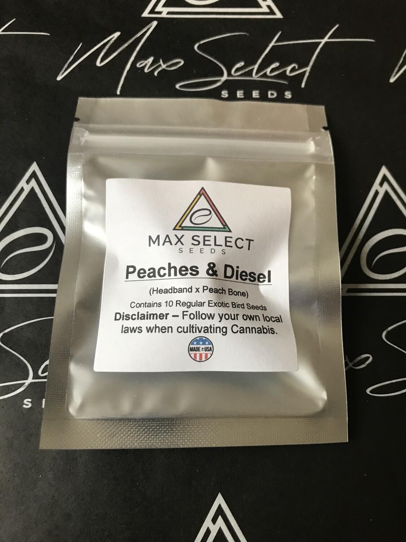 Peaches & Diesel