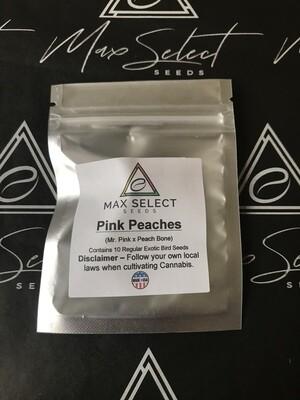 Pink Peaches