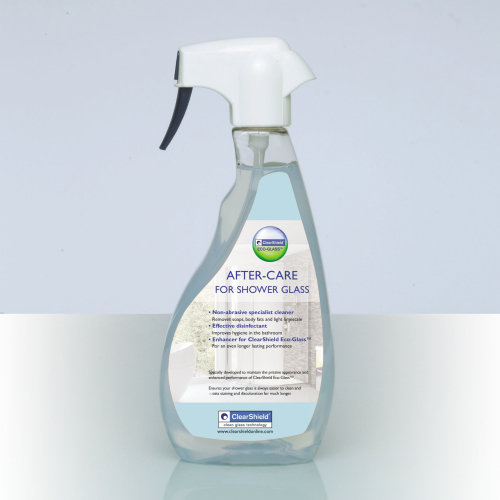 AfterCare for ClearShield Shower Glass
