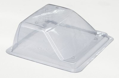 RC4WD CLEAR LEXAN WINDSHIELD FOR TAMIYA F-350 BODY