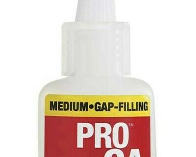 Pro CA Glue 0.5 oz medium