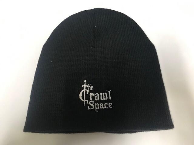 Crawl Space Skull Cap (white)