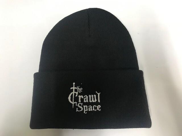 Crawl Space Beanie (white)