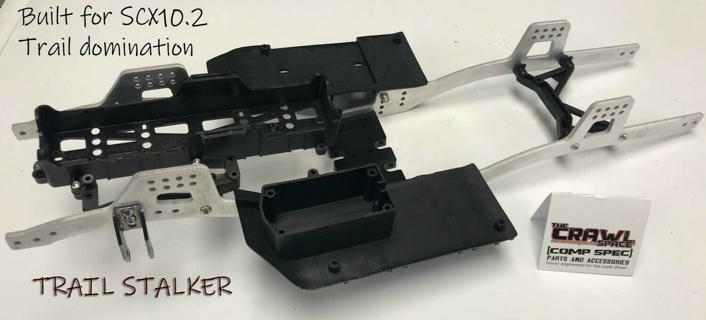 Crawl Space TrailStalker chassis Aluminum
