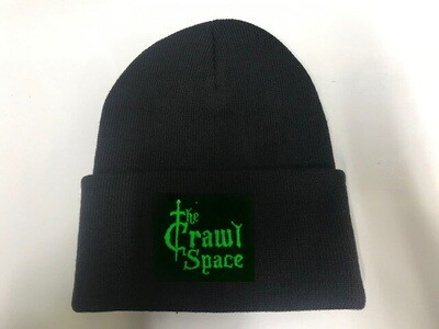 Crawl Space Beanie (green)