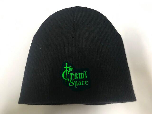 Crawl Space Skull Cap (green)