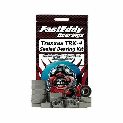 Fast Eddy Traxxas TRX-4 Full Sealed Bearing Kit