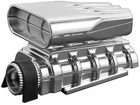 RPM Mock Intake & Blower Set (Chrome)
