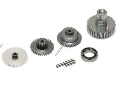 JX Servo Complete Rebuild Gear Set for JX/CLS5830HV Servo