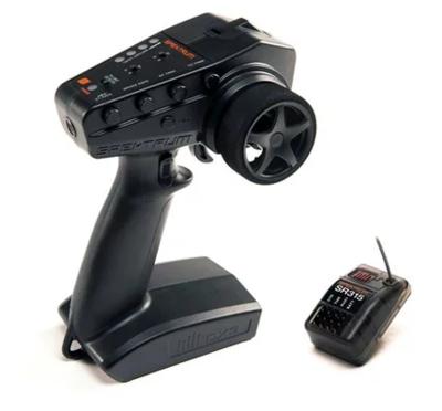 Spektrum RC DX3 Smart 3-Channel DSMR Transmitter w/SR315 Receiver