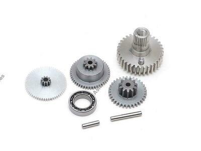 JX Servo Complete Rebuild Gears for JX/BLS-HV7132MG Servo