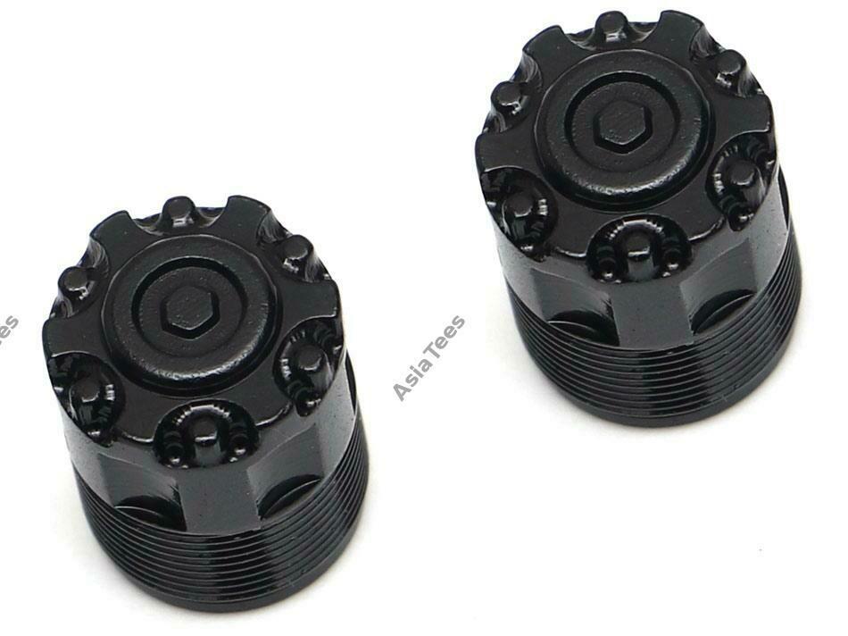 """Boom Racing Front Center Wheel Hub Cap For Boom Racing 1.55"""" / 1.9"""" Steelie Beadlock Wheels"""