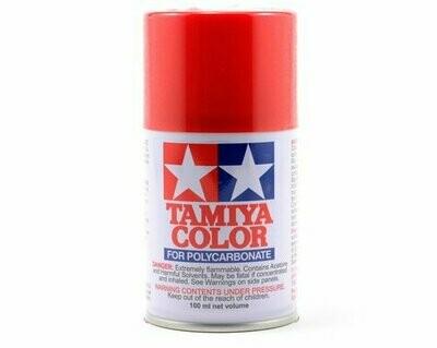 Tamiya PS-2 Red Lexan Spray Paint (3oz)