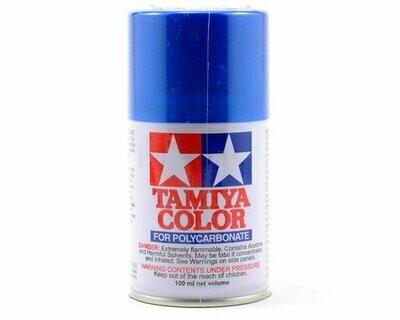 Tamiya PS-16 Metallic Blue Lexan Spray Paint (3oz)
