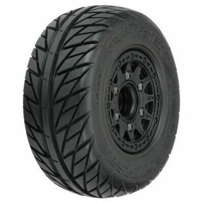 Street Fighter SC MTD Raid Tires, 6x30 (2): Slash 2WD, 4WD F/R