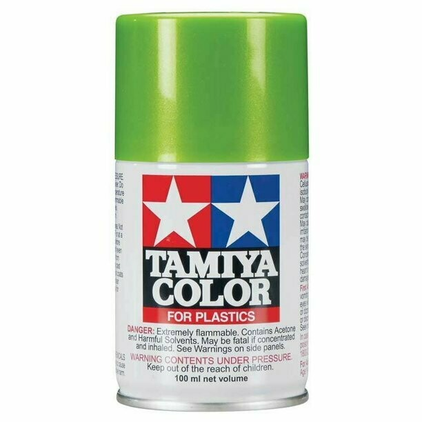 Tamiya Spray Lacquer TS-52 Candy Lime Green 3 oz