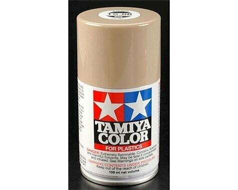 Tamiya Spray Lacquer TS-68 (Wooden Deck Tan) (100ml)
