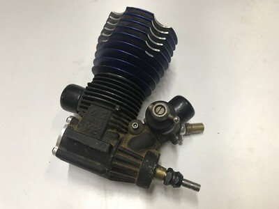 O.S. Max 21VZ-B V-Spec-T (P) Off-Road Competition Buggy Engine. used.