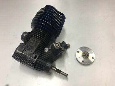 O.S. .28XZ Competition Truggy Engine (Turbo Plug)used.