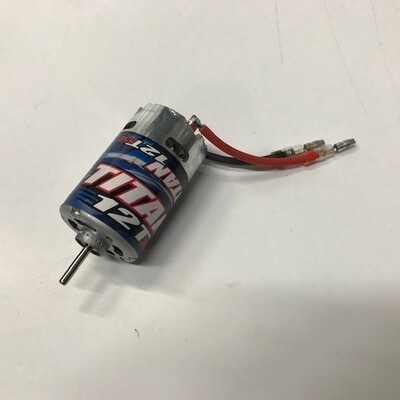 Traxxas Titan 550 Size Motor (12T) New, out of package