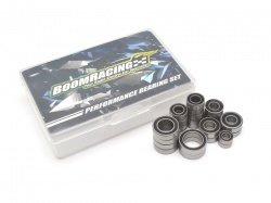 Boom Racing High Performance Full Ball Bearings Set Rubber Sealed (24 Total) for Vaterra K5 Blazer Ascender