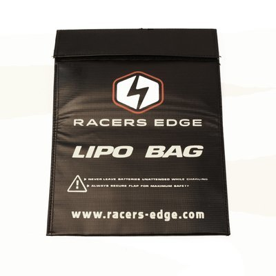 Racers Edge ​LiPo Battery Charging Safety Sack (300mmx220mm)