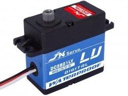 JX Servo Waterproof Aluminum Case Digital Servo 21 Kg/0.16 Sec @ 6.0V for Crawler & Buggy V2