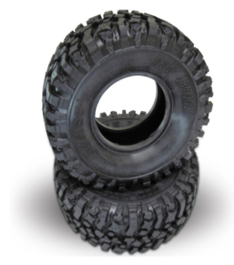 Pit Bull Tires 1.9 Rock Beast Scale Crawler with Komp Kompound