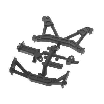 Axial Frame Braces SCX10 II