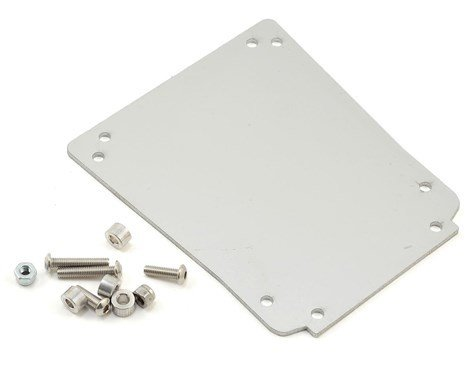 Wertymade Bomber Forward Mount Electronics Plate