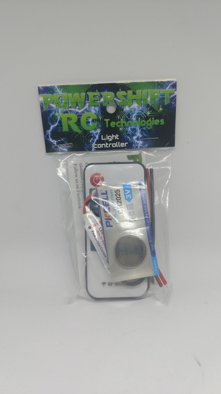 Powershift RC Led Light Controller