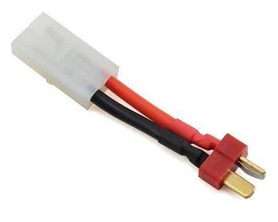 ProTek RC Tamiya To T-Style Adapter (Female Tamiya/Male T-Style)