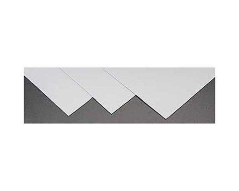 Plastruct SSA-104 Gray ABS, Styrene .040 (3)