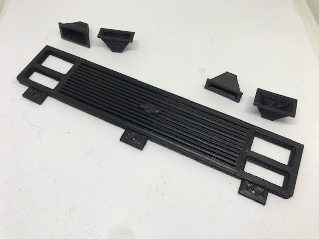 Comp Spec Chevy Clod Grill