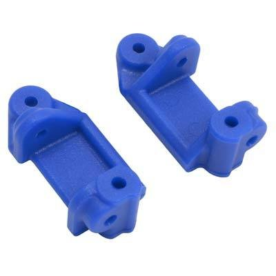 RPM Blue Front Caster Blocks 2WD/Nitro Slash