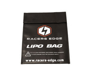 Racers Edge LiPo Battery Charging Safety Sack (230mmx180mm)