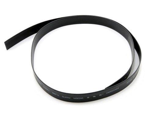 ProTek RC 10mm Black Heat Shrink Tubing (1 Meter)