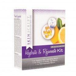 Hydrate & Rejuvenate Kit (Vit C, Ageless & Retin