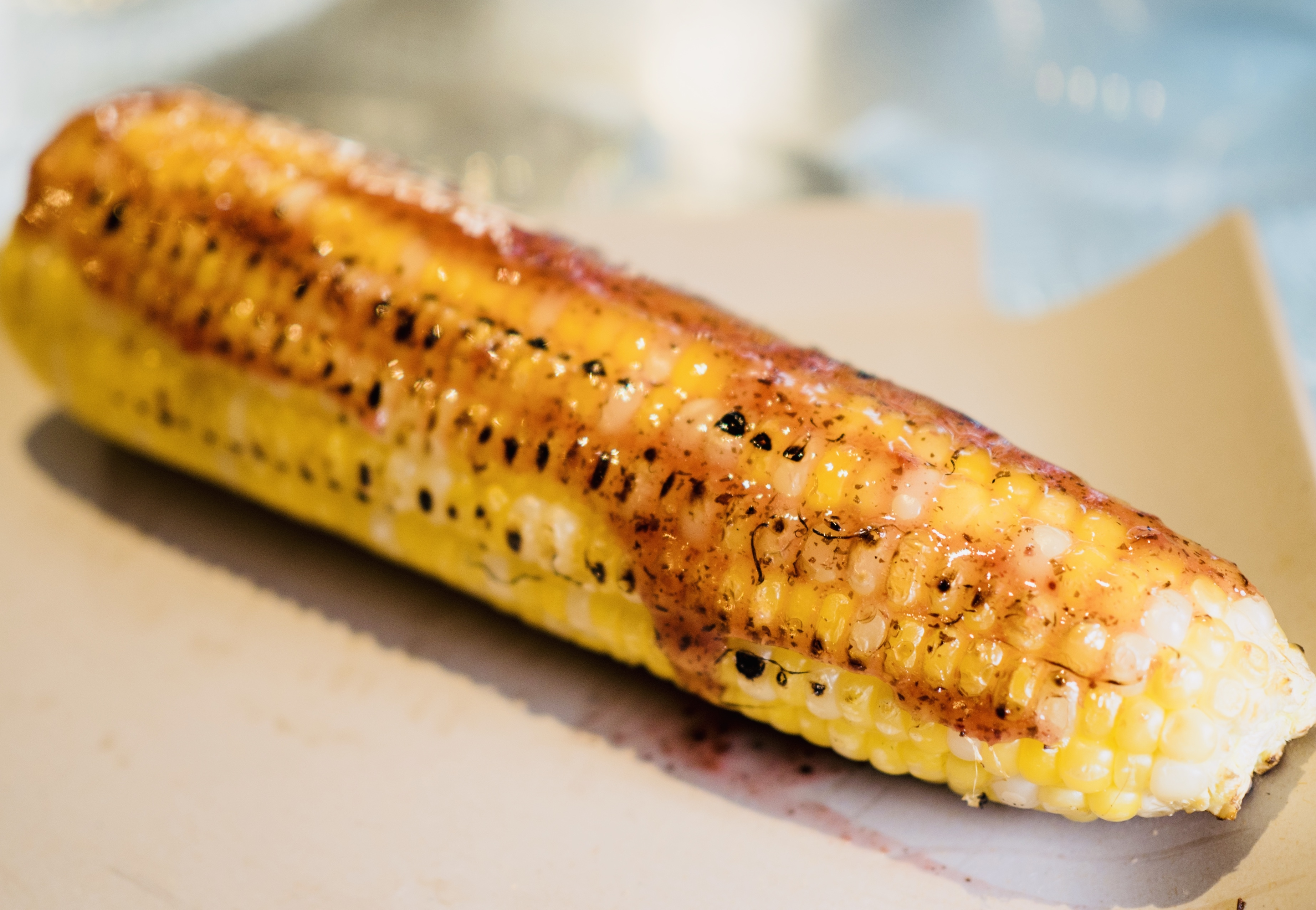 Grilled Corn, Cob 00009