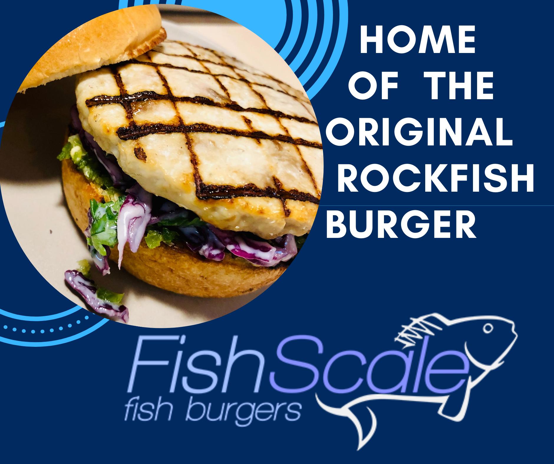 Fish Burgers, Wild Caught 00008