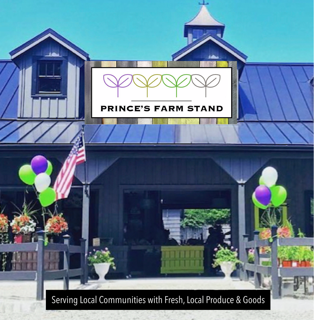 Prince's Farm Stand Gift Cards ($10-$300+)